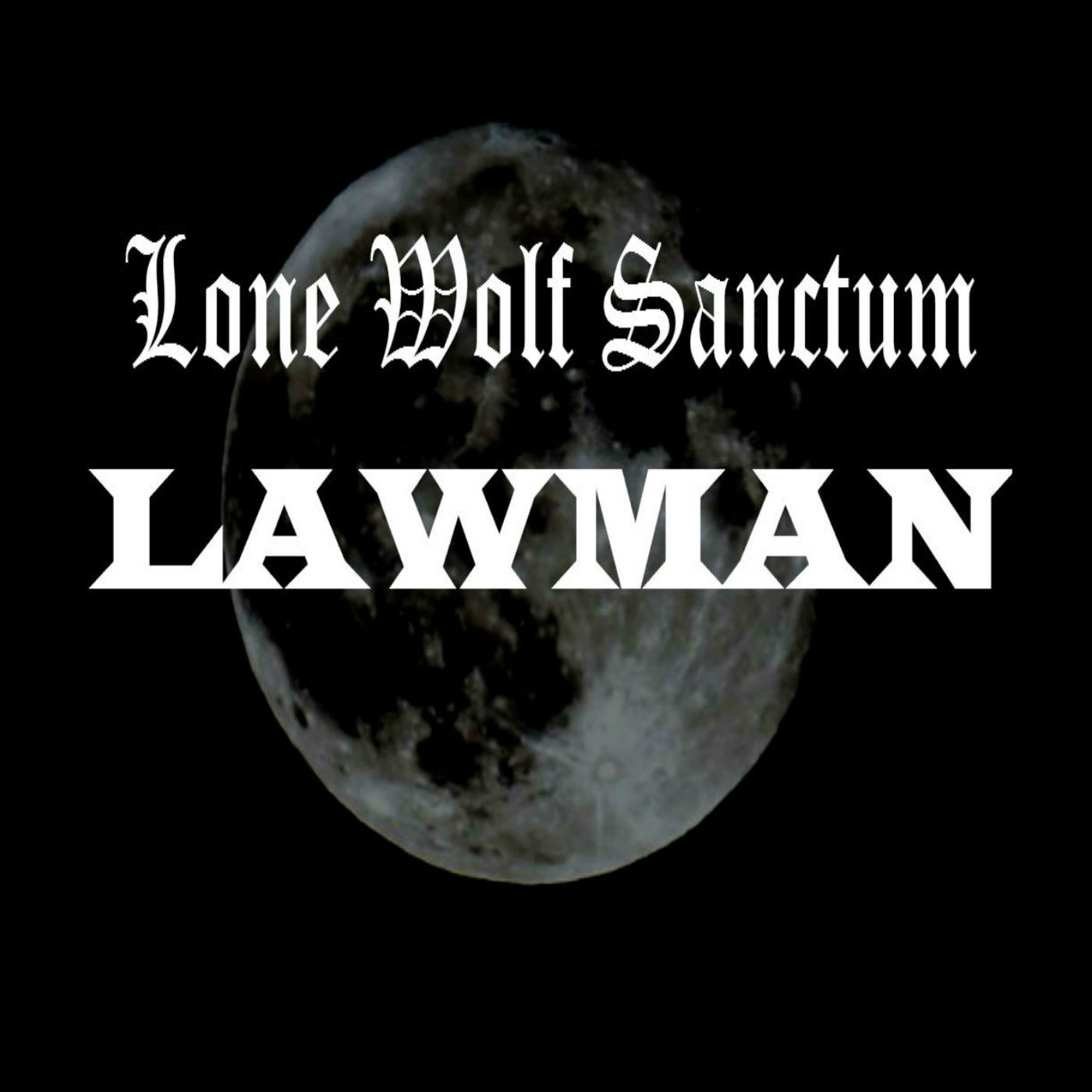 LAWMAN Artwork FULLMOON LOGO B
